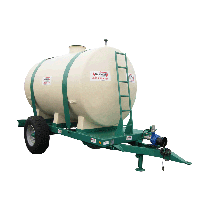 Polyester tank on frame, 10000L
