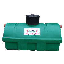 Septic tank for all types of waters, 1200L