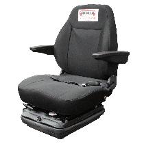 Adjustable pneumatic seat