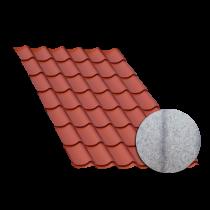 Terra cotta tile sheet, anti-condensation properties, 4 m