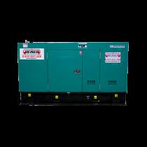 Diesel generator, 48 kW / 60 kVA, SOUND PROOF
