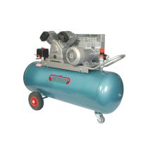 Three-phase compressor 27m3/h - 150 L - 11 bars