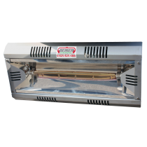 Heat lamp 1 x 2000 W - 230 V
