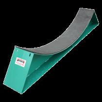 Hammered rubber mat for cradles Ø 1.9M