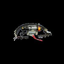 Hydraulic winch, 1000lbs (6,8 tonnes)