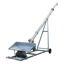 Grain auger on trolley, 10 m, Ø 160