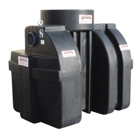HDPE Hydrocarbon separator 500L