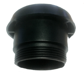 Vent for odorless HDPE double-wall tank