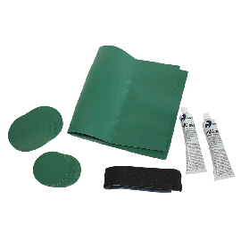 Repair kit for  flexible tank