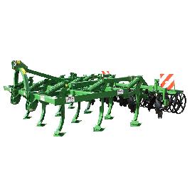 Tine stubble cultivator 4.80 m