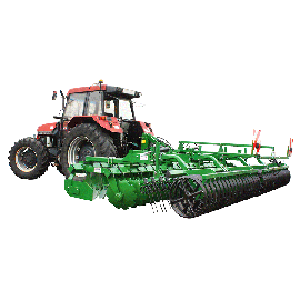 Disc stubble cultivator 5 m (With V-Ring roller)