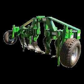 Michel tine decompactor on wheels - 3 m