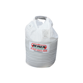 Ice-control salt in 500 kg big bag