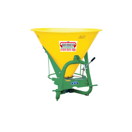 Spreader 350 liters on 3 points
