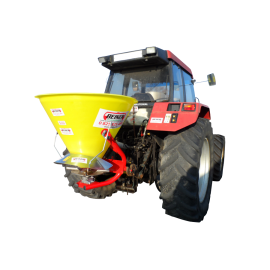 3-point salt spreader 300 L with hydraulic control