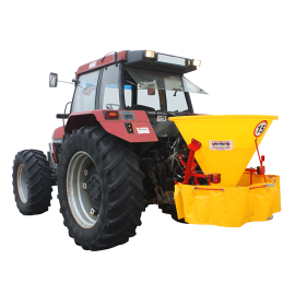 3-point salt spreader 300 L