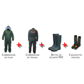 Protection Equipment package