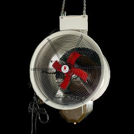 Brumiventilateur à suspendre 3 vitesses 220v