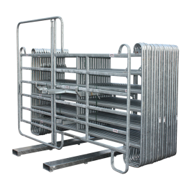 Transport kit for Texas barrier 2.44 m - 23 pieces