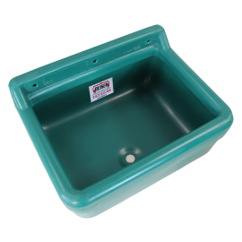 Rectangular polyethylene feeder 26 liters