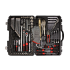 Beiser Environnement  - Mallette d'outillage 142 pièces - Ouverte
