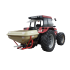 Fertiliser spreader in polyester 1000 Litres