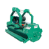 Front/rear crusher with lateral movement, width 1,80m