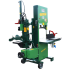 Band saw combined with log-splitter 14 t
