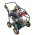 High pressure diesel cleaner 4 wheels - 300 bars