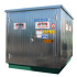 "Insulated ""safety +"" phytosanitary room in kit form, 3 m"