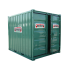 Storage container - Model LC 10, 16 m3