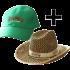Cap + Hat