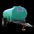 Beiser Environnement - Citerne en plastique PEHD 6000 L sur châssis agraire