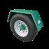 Beiser Environnement - Garde boue pour roues 11,5/80/15,3 - Vert