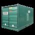 Container de stockage 20m3 + armoire de sécurité