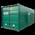 Container de stockage 32m3 + armoire de sécurité