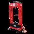 Hydropneumatic workshop press - 100T