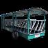 Beiser Environnement - Remorque libre services barres obliques 6 mètres