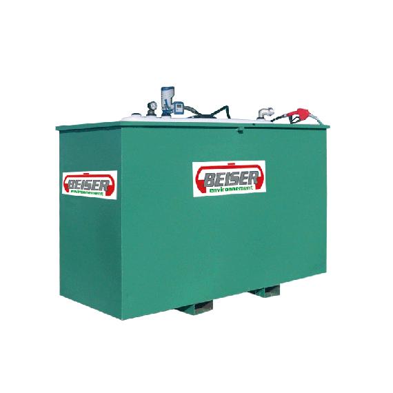 SECURIT basic fuel station, 2000L