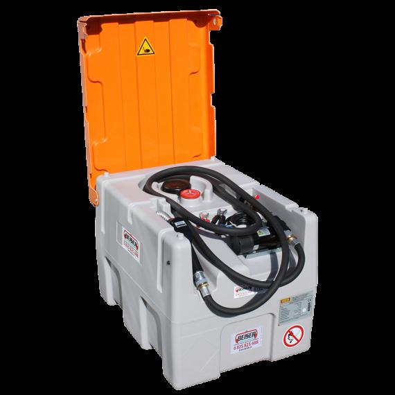 Pack transport du fuel 200 litres en plastique PEHD