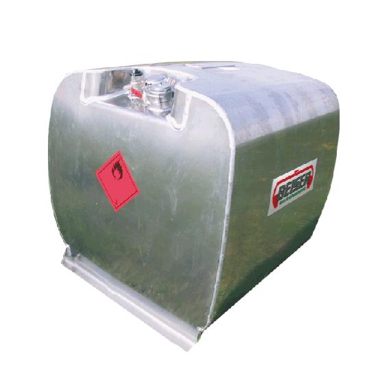 450L refuelling pack (aluminium tank + 12 V pump)