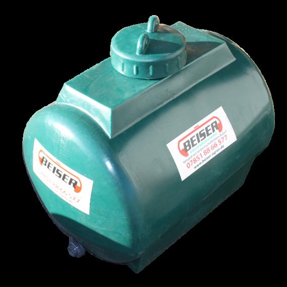 Citerne en plastique PEHD avec vanne 140 litres