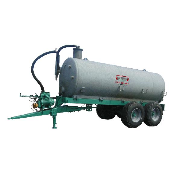 Spreader pump + BOOGIE, 10000L