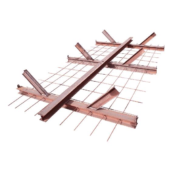 Raft frame for Ø 3000 mm tank (100000L)