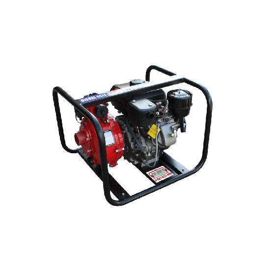 """Water pump 2"""", diesel-driven, high pressure"""