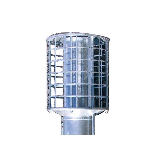 Protective grid Ø 120 for grain auger