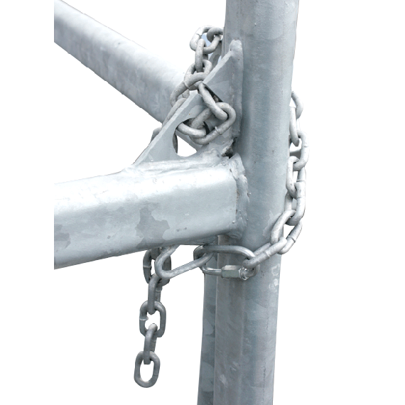 Fastening for Texas barriers