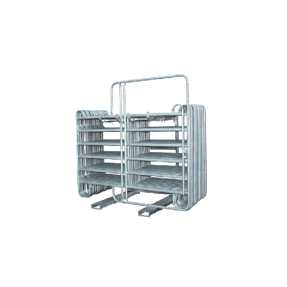 Transport kit for Texas barrier 2.40 m - 17 pieces