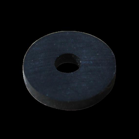 Neoprene washer, 20 x 6 x 3 mm, pack of 100