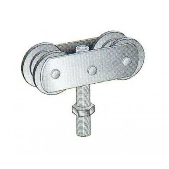 Roller for door 62x55mm
